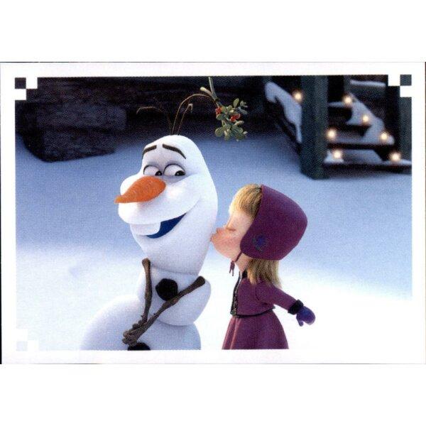 Olaf taut auf Die Eiskönigin Sticker 81 Disney