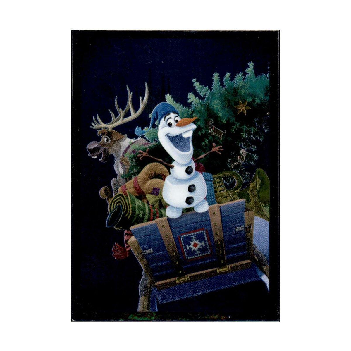 Die Eiskönigin Sticker 166 Disney Olaf taut auf