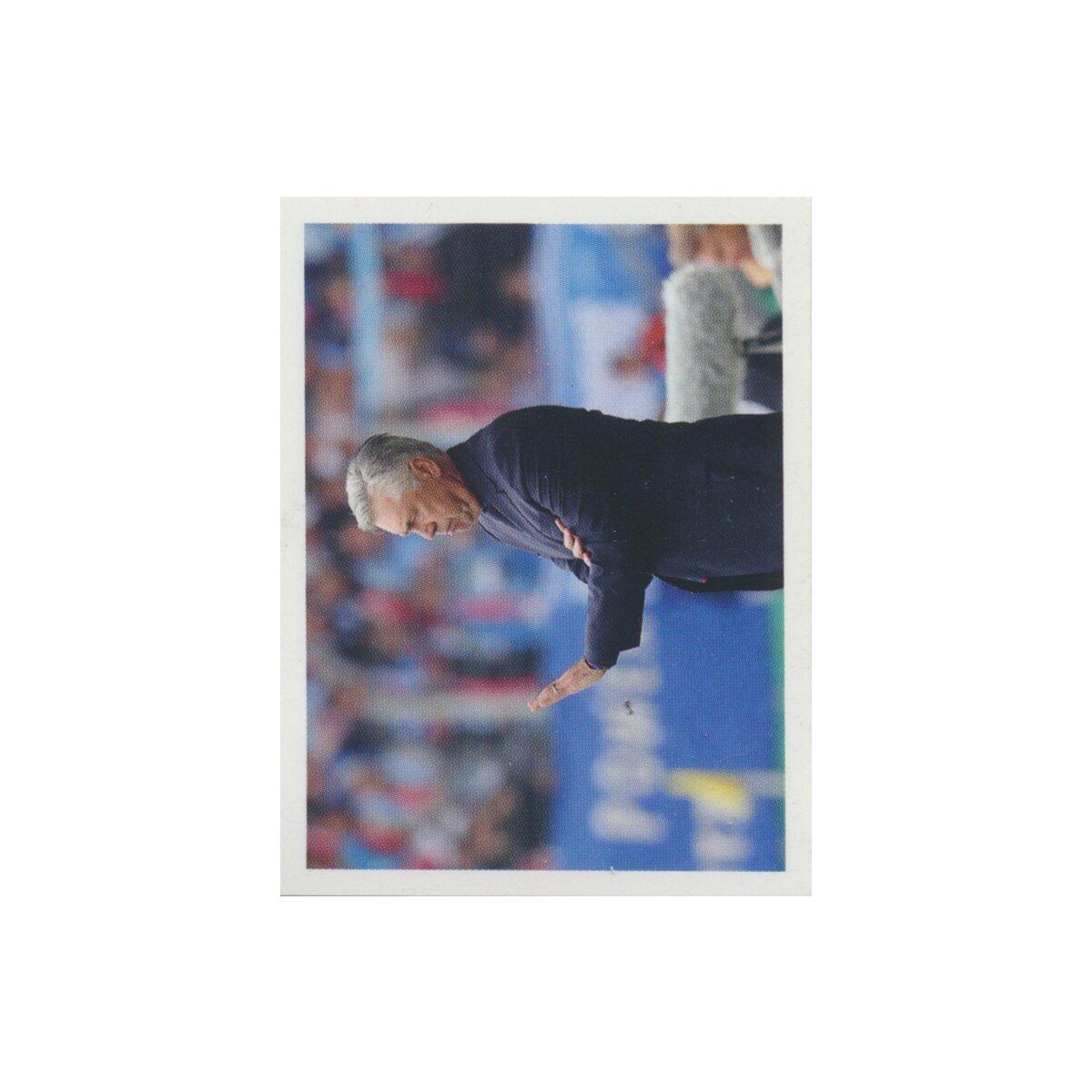 Sticker 19 BAM1718 Carlo Ancelotti Panini FC Bayern München 2017//18