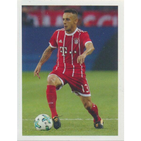BAM1718 Panini FC Bayern München 2017//1 Sticker 18 Trikot Champions League