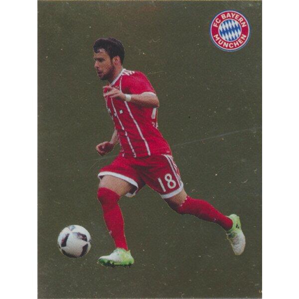 Panini FC Bayern München 2017//18 Sticker 8 Mannschaftsbild BAM1718