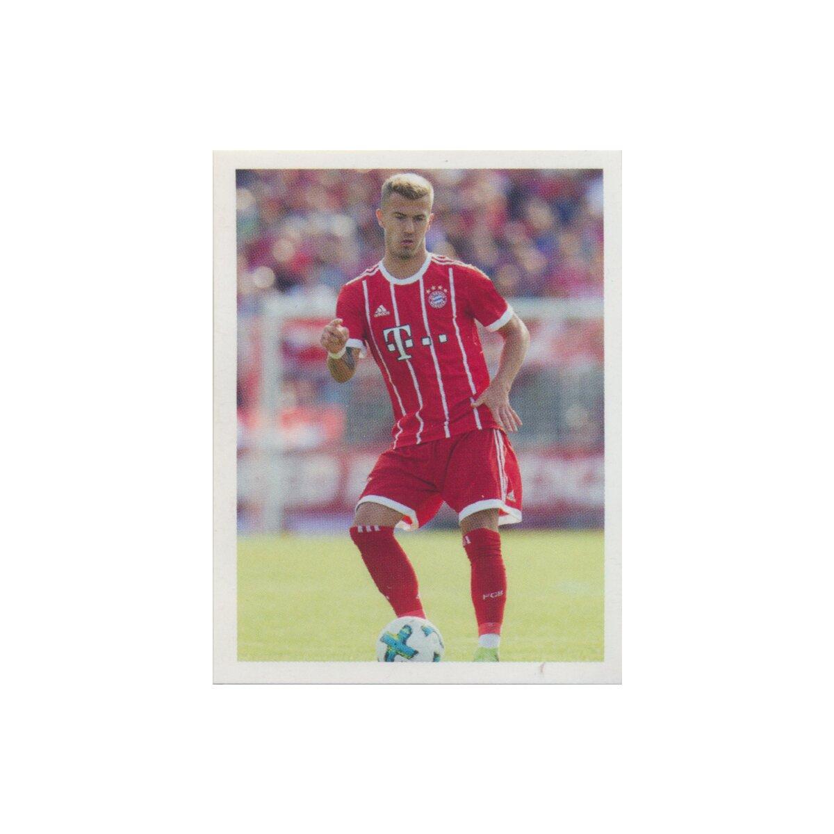 James Rodriguez Panini FC Bayern München 2017//18 BAM1718 Sticker 110