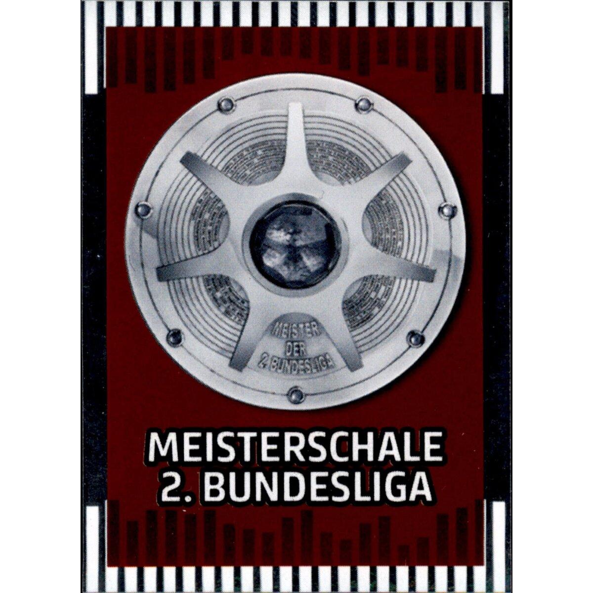 Topps Bundesliga 2017 2018 Sticker 3 Meisterschale 2 Bundesliga 0 69