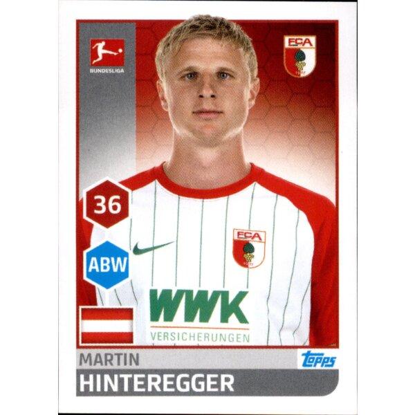 Sticker 54 TOPPS Bundesliga 2017//2018 Marcel Schmelzer