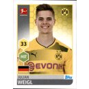 TOPPS Bundesliga 2017/2018 - Sticker 56 - Julian Weigl