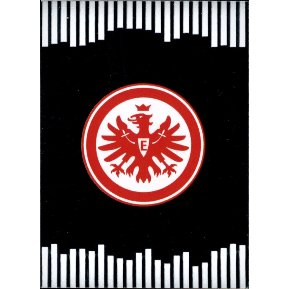 Topps Bundesliga 20172018 Sticker 67 Eintracht Frankfurt Logo