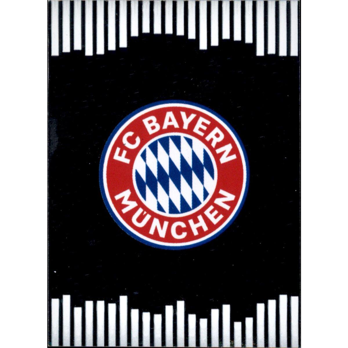 FC Kaiserslautern Logo Sticker 289-1 TOPPS Bundesliga 2017//2018