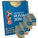 Panini WM Russia 2018 - Sticker - 1 Album + 20 Tüten