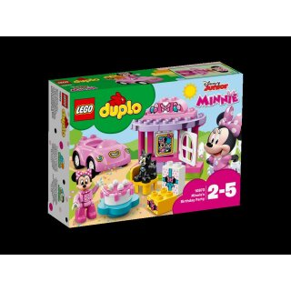 LEGO DUPLO - Minnies Geburtstagsparty (10873)