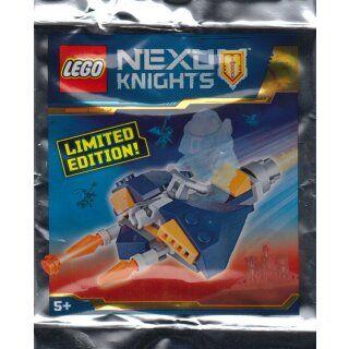 Blue Ocean - LEGO Nexo Knights - Sammelfigur Fighter