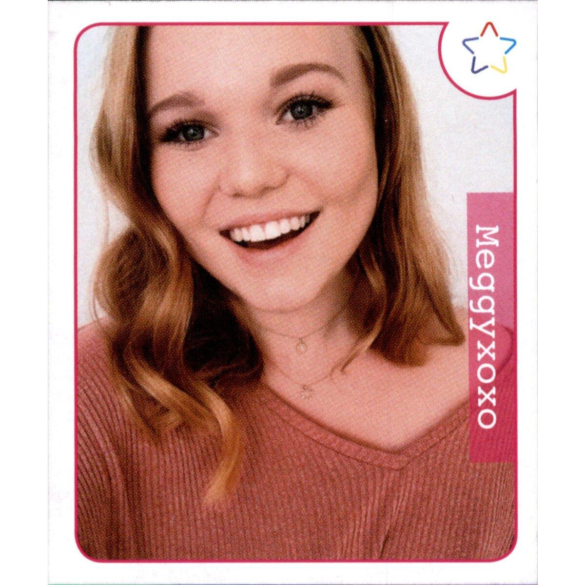 Sticker 182-PANINI-Webstars 2018 Girls-Patrizia Palme