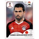 Panini WM 2018 - Sticker 80 - Ahmed Abdelmonem Fathy -...