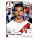 Panini WM 2018 - Sticker 237 - Miguel Trauco - Peru