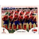 Panini WM 2018 - Sticker 393 - Costa Rica - Team - Costa...