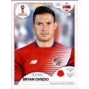 Panini WM 2018 - Sticker 397 - Bryan Oviedo - Costa Rica