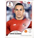 Panini WM 2018 - Sticker 407 - David Guzmán - Costa Rica