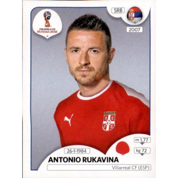 Costa Rica Panini WM 2018 World Cup Russia Sticker 397 Bryan Oviedo
