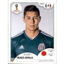 Panini WM 2018 - Sticker 455 - Hugo Ayala - Mexico