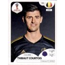 Panini WM 2018 - Sticker 514 - Thibaut Courtois - Belgien