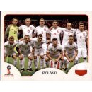 Panini WM 2018 - Sticker 593 - Polen - Team - Polen
