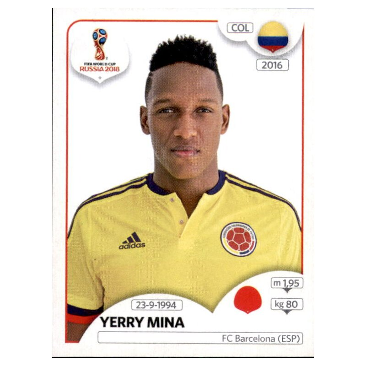 Mina Kolumbien