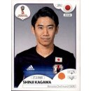 Panini WM 2018 - Sticker 663 - Shinji Kagawa - Japan