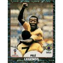 Panini WM 2018 - Sticker 680 - Pelé - FIFA World Cup Legends