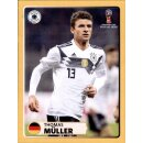 WM2018 - Thomas Müller McDonalds - Sticker M9