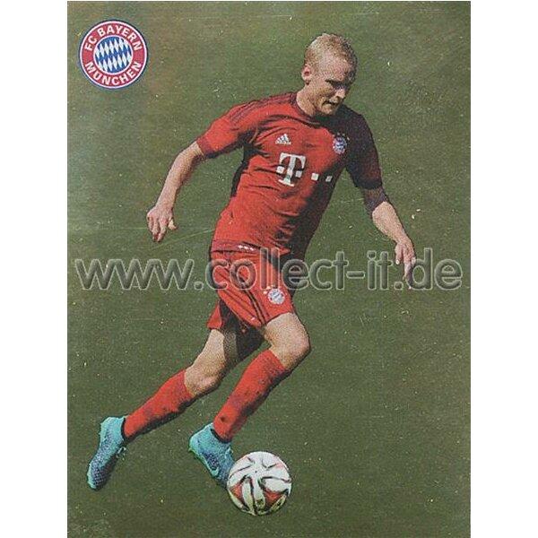 Panini FC Bayern München 2015//16 Sticker 141 Robert Lewandowski
