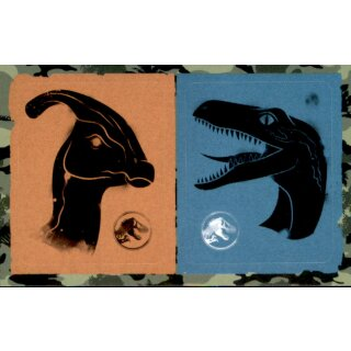 Panini-Jurassic World serie 2-sticker 81