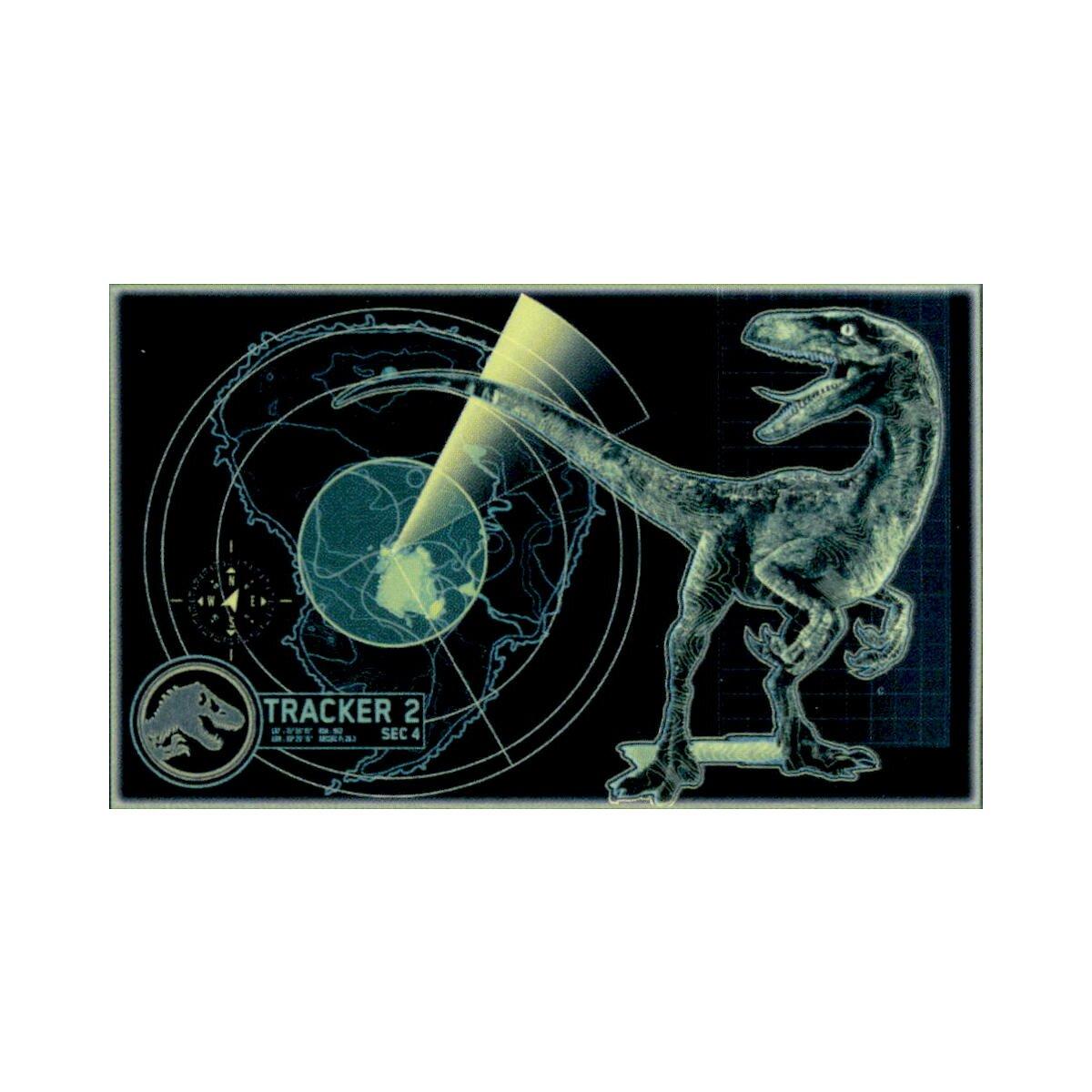 Panini-Jurassic World serie 2-sticker 1