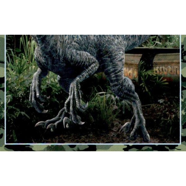 PANINI-Jurassic World-sammelsticker 59