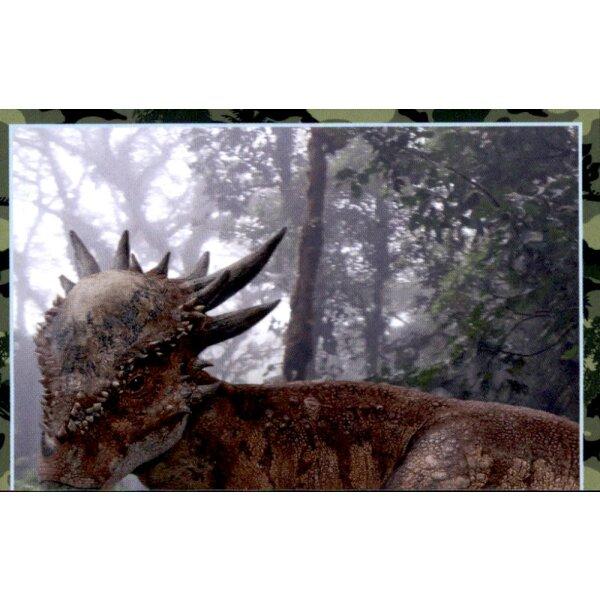 PANINI-Jurassic World-sammelsticker 136
