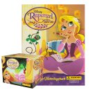 Disney Rapunzel 2018 - Sammelsticker - 1 Display + Album