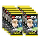 LEGO Star Wars - Serie 1 Trading Cards - 10 Booster -...