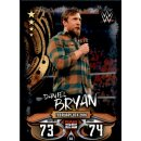 Karte 55 - Daniel Bryan - Raw 25 Years - WWE Slam Attax -...