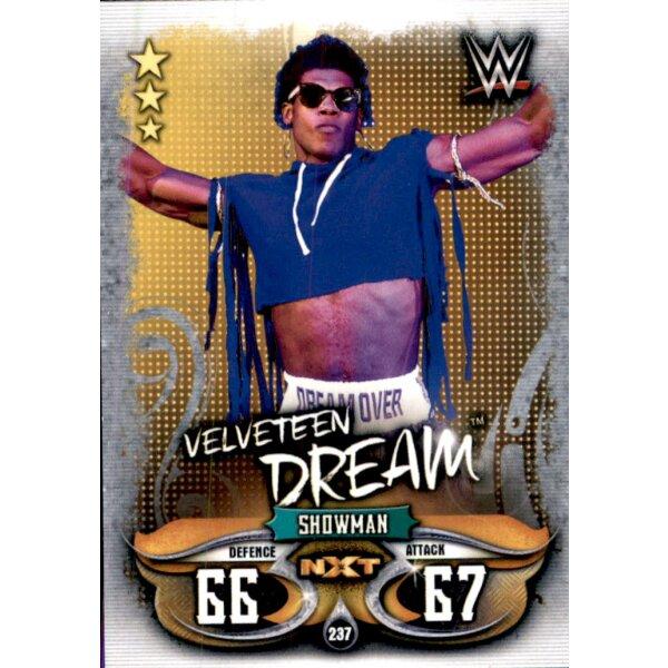 Topps Slam Attax Live-carte 199-Aleister Black-NXT