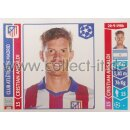 Sticker 49 - Cristian Ansaldi - Club Atletico de Madrid