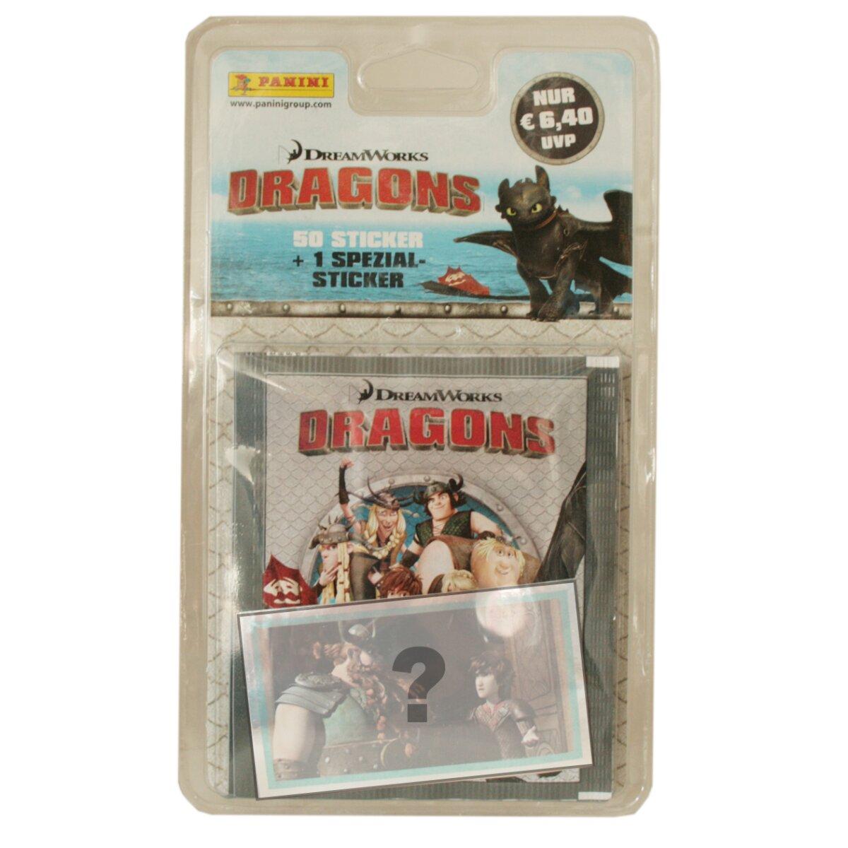 Dragons Sticker 145 Panini Die Chroniken