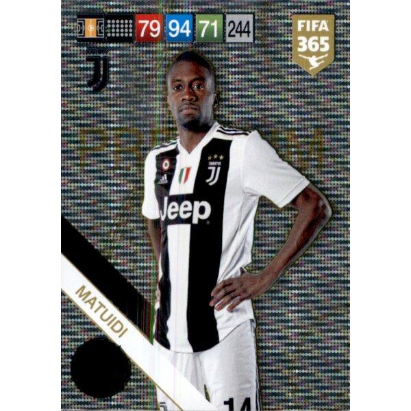 Fifa 365 cards 2019-Blaise Matuidi-Limited Edition