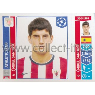 Sticker 609 - Mikel San Jose - Athletic Club