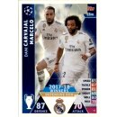 CL1819 - Karte 54 - Marcelo / Dani Carvajal - Defensive Duo