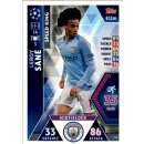 CL1819 - Karte 159 - Leroy Sane - Speed King