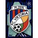 Sticker 478 - Club Logo - FC Viktoria Plzen