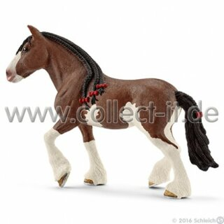 Schleich 13809 Farm World - Clydesdale Stute