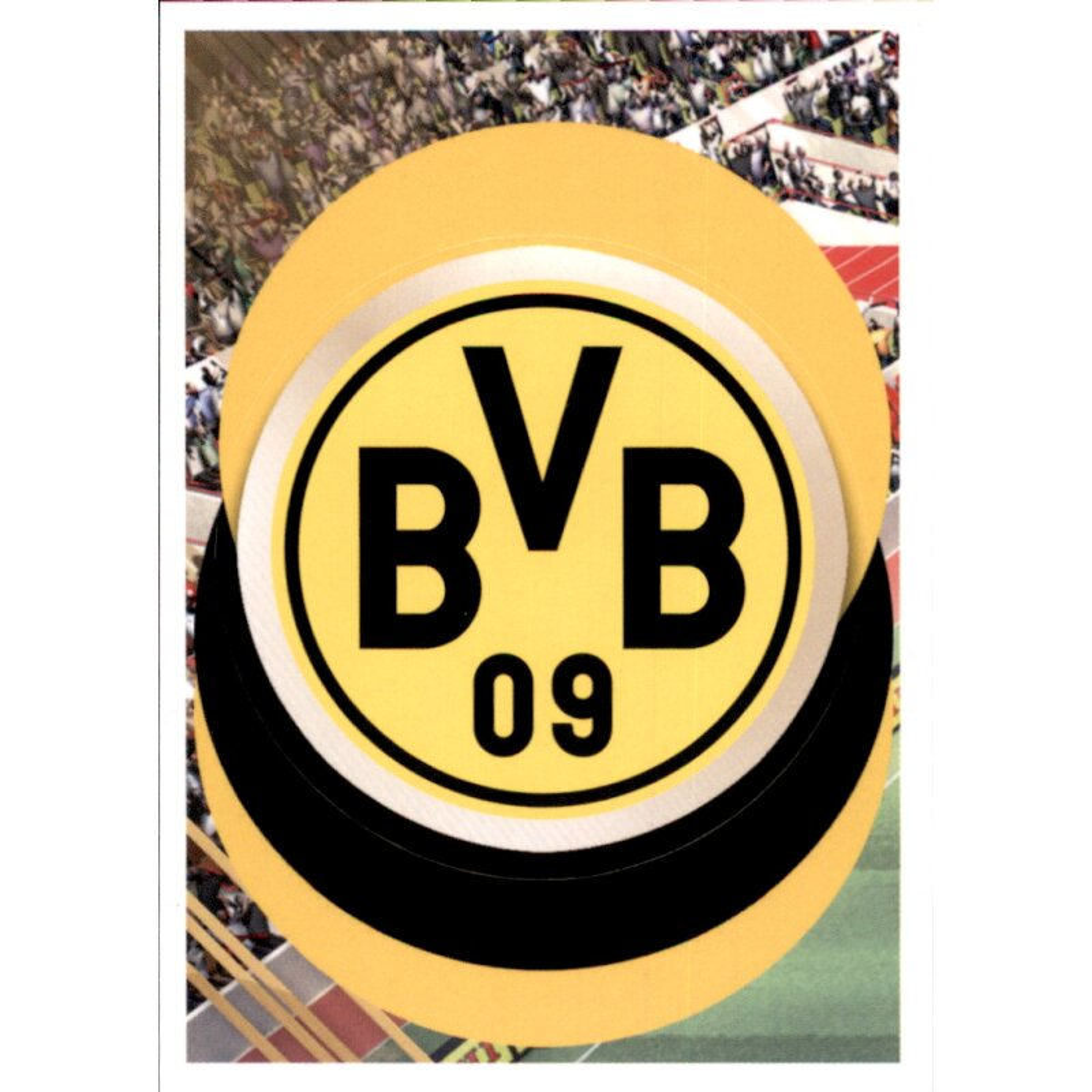 Sticker 12 Logo Borussia Dortmund 0 39