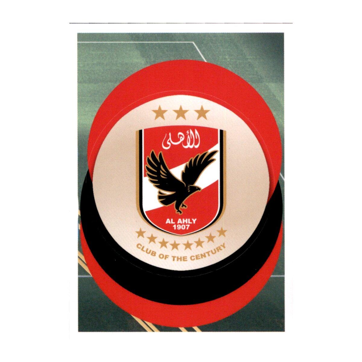 Sticker 23 - Logo - Al Ahly SC, 0,39