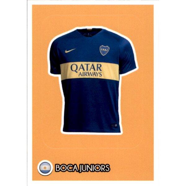 online store aef5c fe8a9 Sticker 47 - Trikot - Boca Juniors