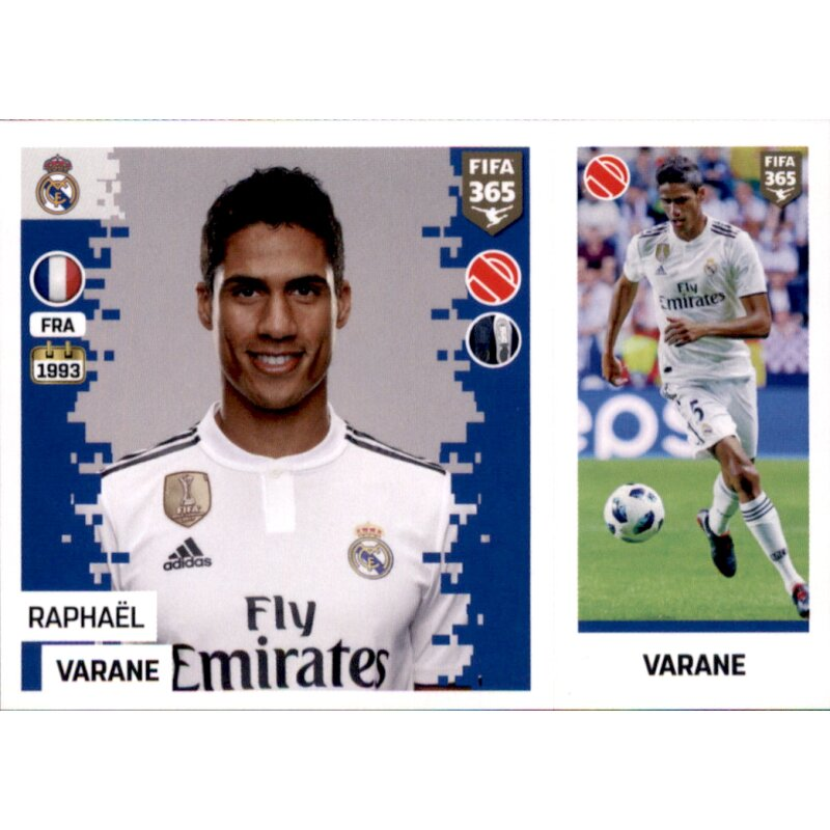Champions Lloris // Mandsnda // Areola Sticker 426 a//b Panini FIFA365 2019