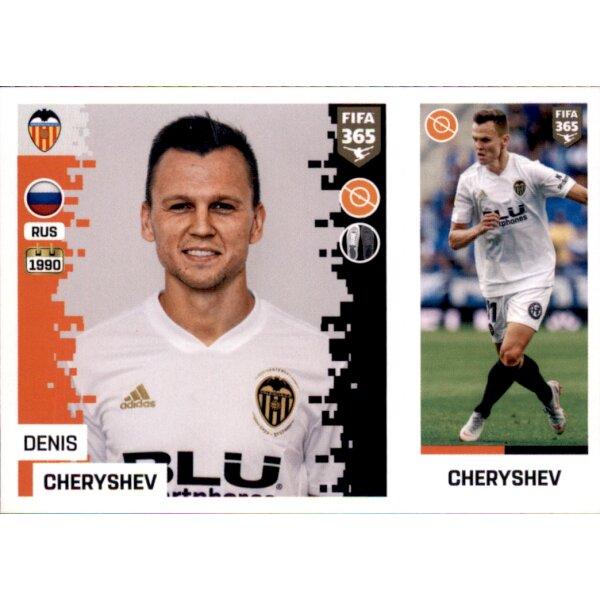 e6673861465 Sticker FIFA 365 - 2018/2019 - Einzelsticker, Seite 3
